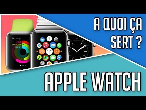 Mais concrètement à quoi ça sert ? #1 - L'Apple Watch