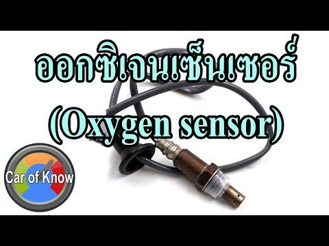 ออกซิเจนเซนเซอร์ (Oxygen sensor) | Car of Know