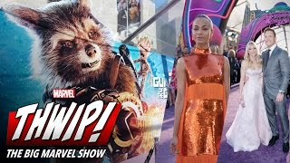 LIVE from the Purple Carpet on THWIP! The Big Marvel Show!