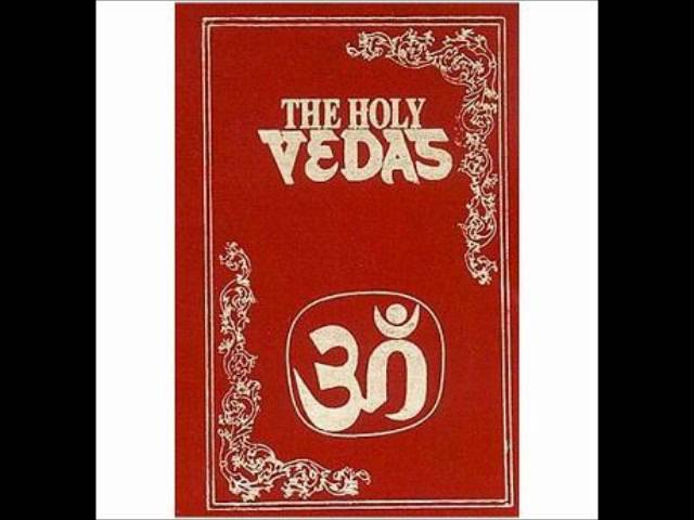 Vedas-With English Meanings