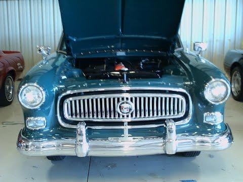1954 Nash Ambassador Four Door Sedan Grn LakelandLinder022616