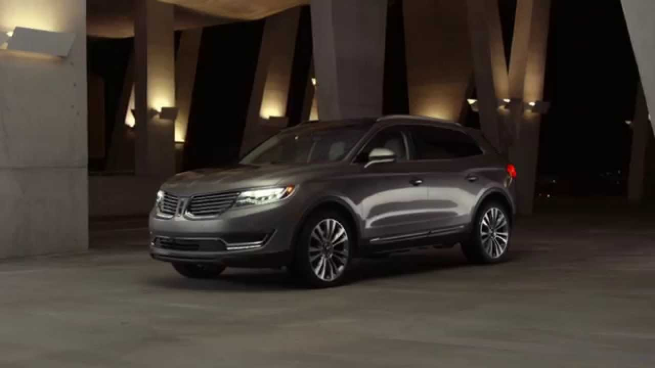 2016 Lincoln MKX - Exterior Overview - YouTube