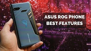 Asus ROG Phone Best Features!