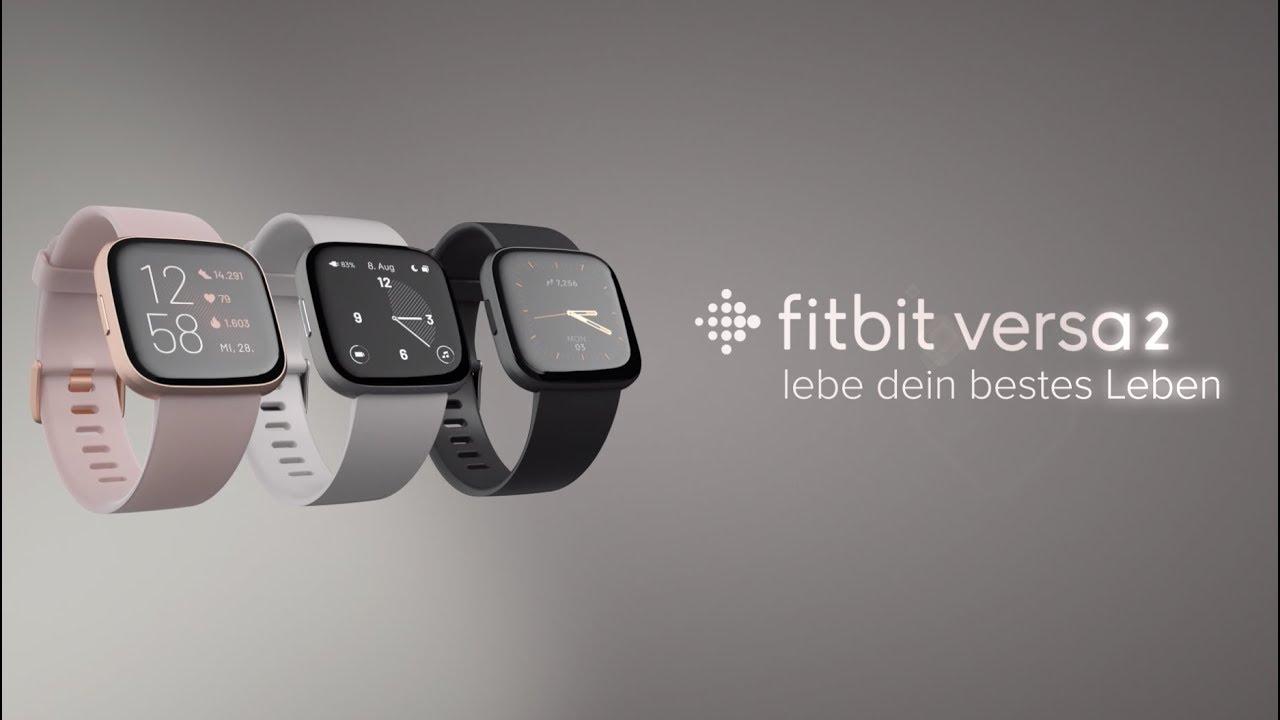 FITBIT Versa 20 Smartwatch kaufen   MediaMarkt