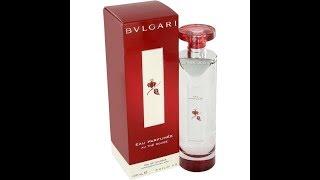 Bvlgari Eau Parfumee au The Rouge Fragrance Review (2006)