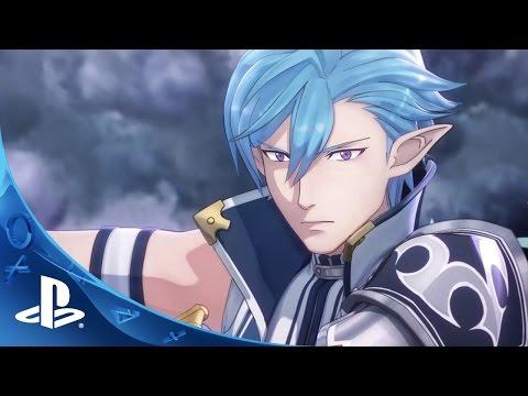 Sword Art Online: Lost Song - Launch Trailer   PS4, PSVita