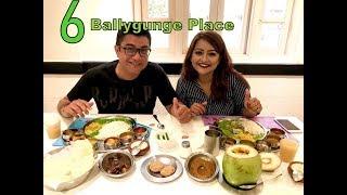TRADITIONAL BENGALI FOOD FEAST FOR MY WIFE - Bengali Thali - Nawsheen - 6 Ballygunge Place