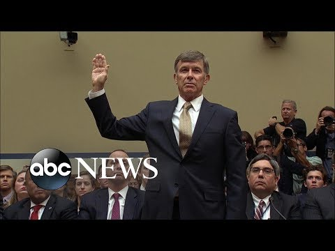 Fallout after DNI testifies on whistleblower report   ABC News