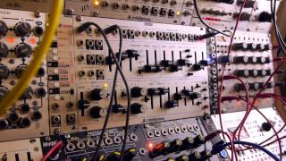 Intellijel Atlantis Eurorack Modular Synth Voice Demo