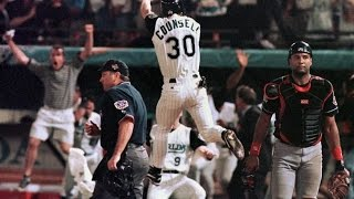 A Game to Remember: 1997 World Series Game 7 Indians @ Marlins
