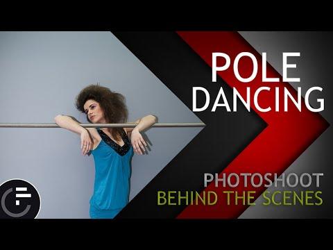 POLE DANCING - Sessão Fotográfica por Carlos Filipe
