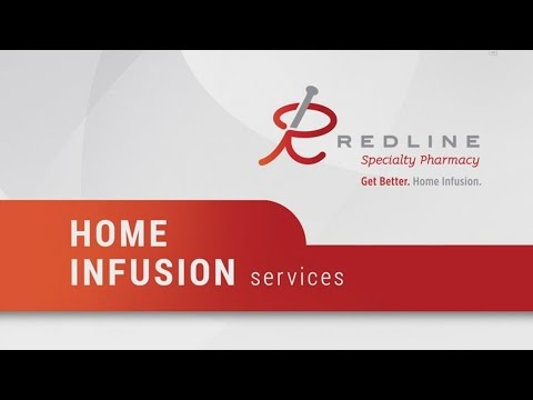 Home Infusion | Redline Specialty Pharmacy