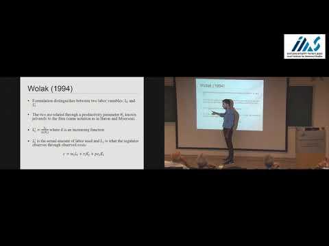 Ali Yurukoglu - Regulation and Natural Monopoly (Static Analysis)