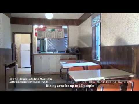 For Sale, The Elma Hotel in Elma Manitoba with Jayesh Guliani