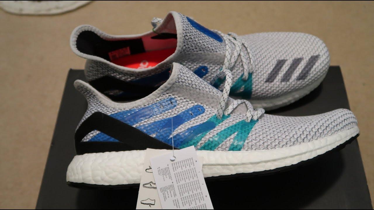 157f4ce8e36 Adidas Speedfactory AM4LDN Boost Sneaker Unboxing