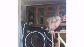 Wheelchair dips