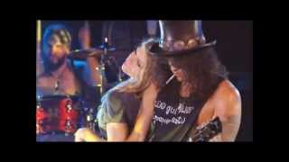 Fergie and Slash - Sweet Child O' Mine