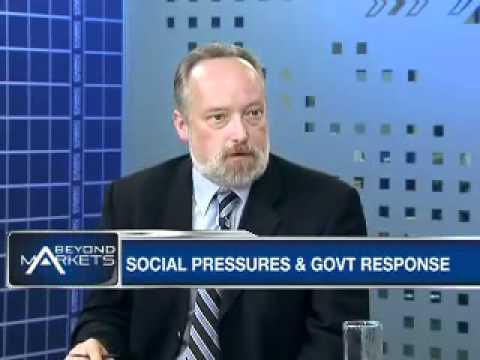 Professor Don Ross on the Global post-recession politics and macroeconomics