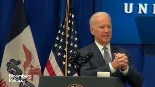 """Vice President Joe Biden Being Biden: Veep Gives Shout Out to """"Butt Buddy"""""""
