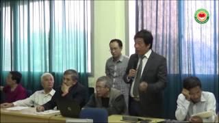 Đào tạo Thập Chỉ Đạo TCLT tại hội Tự động hóa Việt Nam - GV thầy Dư Quang Châu