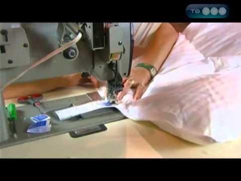 Одеяло пуховое кассетное Царственный Ирис | Натурес - YouTube