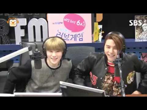 "170224 Jaehyun Johnny ""Fire truck"" reaction_Love game radio"