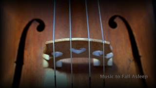 Music to fall asleep 2: Cello at 432 Hz, meditation and relax with rain ambiance 3 hours