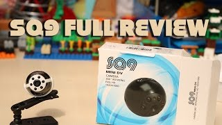 SQ9 Mini Camera Review - SQ9 Video Samples & How To Use(SQ9 Mini Camera Review - SQ9 Video Samples & How To Use - The SQ9 review is here, it's in-depth and covers everything that the SQ9 camera has to offer., 2016-08-07T20:17:15.000Z)
