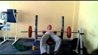 100kg bench press FAIL