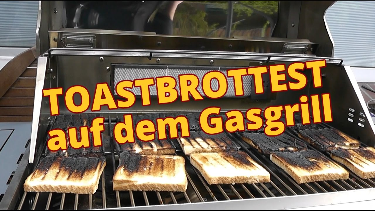 Rösle Gasgrill Xl : Allgrill gasgrill modell chef toastbrottest youtube