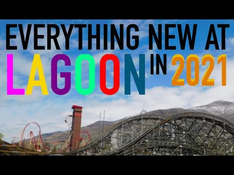 Download Everything New at Lagoon in 2021