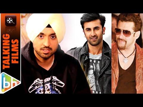 Phillauri Interview | Ranbir Kapoor | Salman Khan Are My Favorite Actors | Anushka | Diljit Dosanjh
