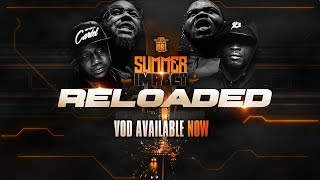 URL RELOADED VOD AVAILABLE NOW - WATCHBATTELIVE.COM | URLTV