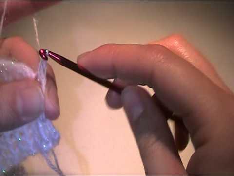 Anleitung Krawattenschal Oder Plastron Haekeln 1 Youtube