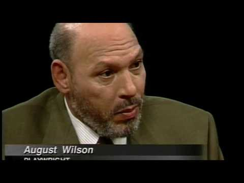 August Wilson interview on Race and Culture (1998)