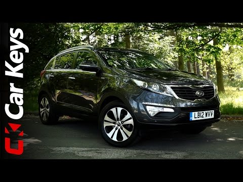 Kia Sportage 2013 review Car Keys