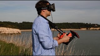 Parrot Skycontroller - Greater distance, immersive controls, more thrills!