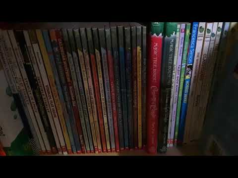 My Magic Tree House Book Collection