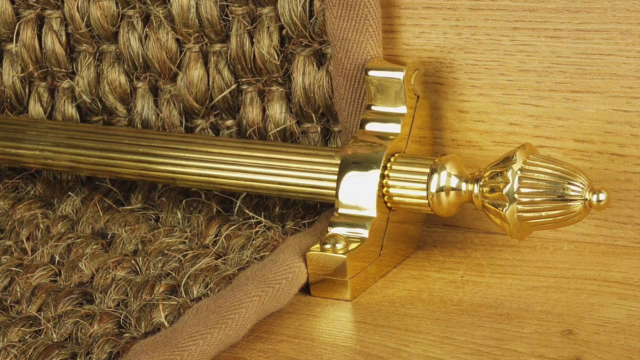 Brass Eastern Promise Stair Rods
