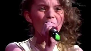 Alisa(Winner 2014).'Simply the Best'.The Voice Kids Russia.