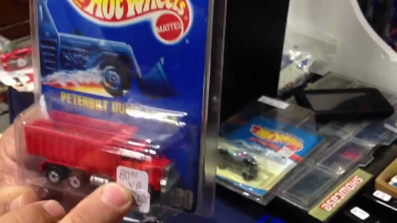 Hot Wheels Tips On How To Collect The Most Valuable Hot Wheels Cars