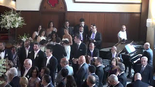 Going To The Chapel of love - The Dixie Cups - acapella - wedding song