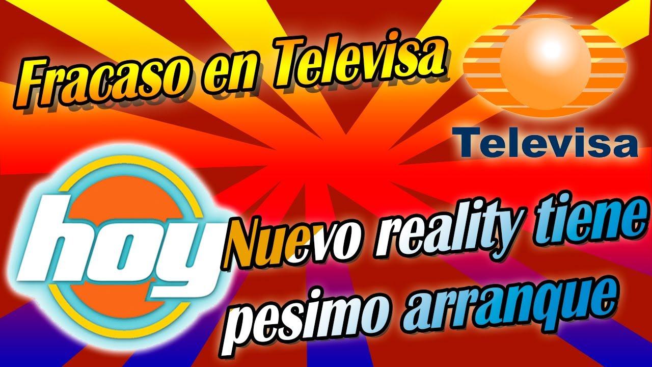 Nuevo reality de Televisa es un fracaso total y redes se llenan de criticas