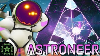 Exploring an Alien Structure - Astroneer | Let's Play