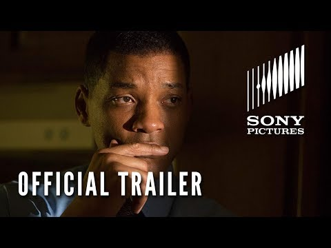 Concussion – Official Trailer (2015) –  Will Smith