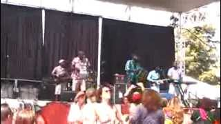 J Paul Jr. & the Zydeco Nubreeds - 2013 Simi Valley Cajun & Blues Music Fest.