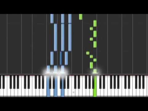 Fall Out Boy - Fourth of July - Piano Tutorial