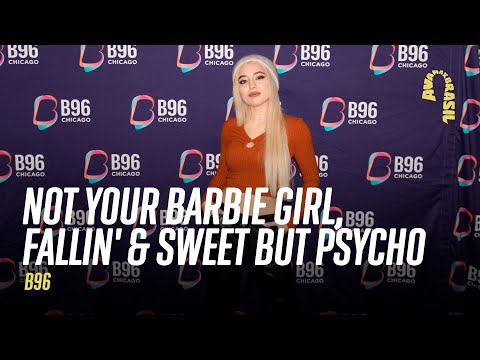 Ava Max - Not Your Barbie Girl, Fallin' & Sweet But Psycho (B96 | 08/02/19)
