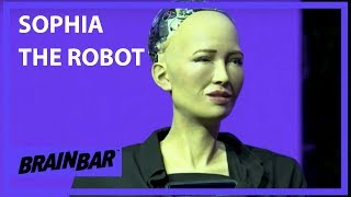 Download My Greatest Weakness is Curiosity   Sophia the Robot at Brain Bar Mp3 and Videos