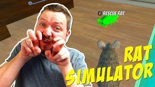 ROTTE-KEAN ER TILBAGE! - Rat Simulator Dansk Ep 2